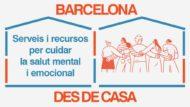 Baner Guia de serveis i recursos per cuidar la salut mental i emocional COVID 19