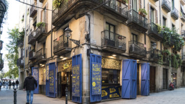 Restauració, bar, hosteleria, restaurant, Barcelona