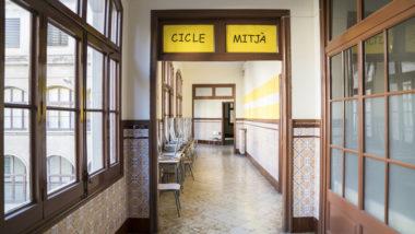 Escola, centre educatiu, Barcelona