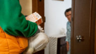 Serveis socials, aliments, Barcelona, alimentació, a domicili, persones grans