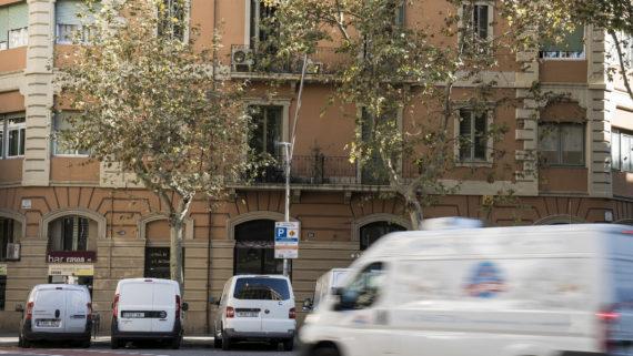 ÀreaDUM, DUM, mercaderies, càrrega, descàrrega, transportista, Barcelona