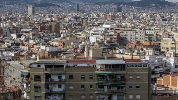 panoramica barcelona