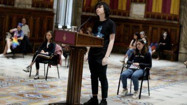 XXV Audiència Pública a les noies i nois de Barcelona
