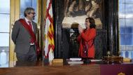 Joan Ramon Riera toma posesión del cargo de concejal y presidente del Instituto Municipal de Personas con Discapacidad