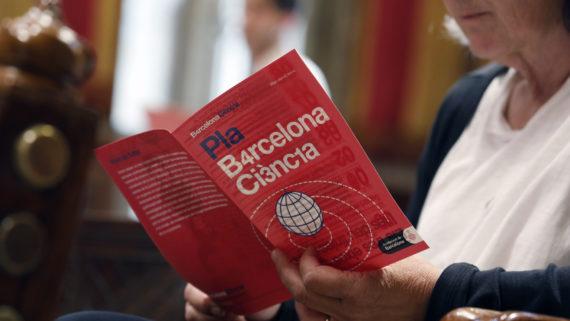 Pla Barcelona Ciència