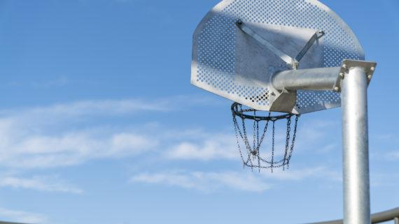 Esport, aire lliure, bàsquet, Barcelona