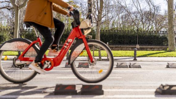 bicicleta, bici, carril bici, Bicing, Barcelona