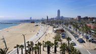 platja, platges, litoral, Barcelona