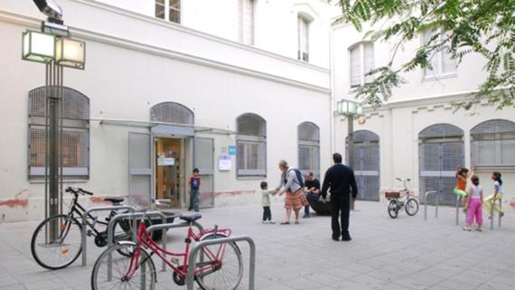 Biblioteca-Poble-sec