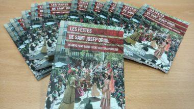Llibre de les Festes de Sant Josep Oriol