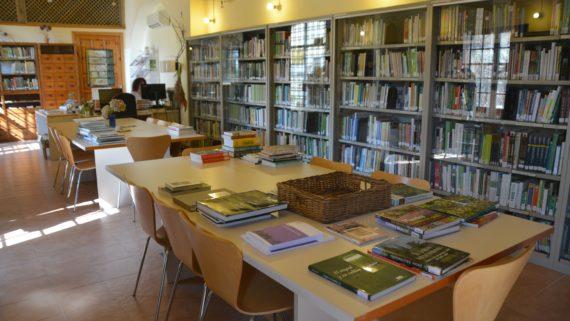 Biblioteca de Parcs i Jardins