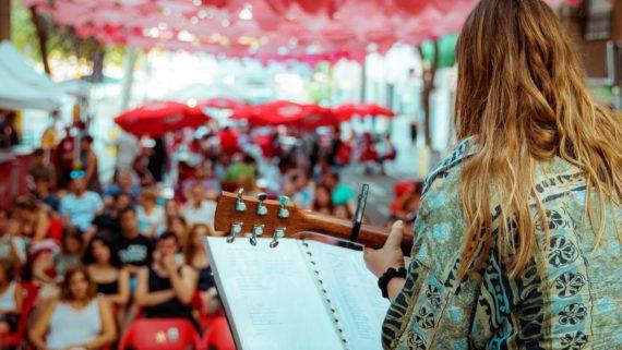 Barri Viu Fest - Castellers de Sants