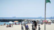 platges, Barcelona, platja, covid-19, estiu, prevenció