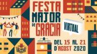 Festa Major de Gràcia virtual 2020