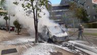 Incendi cotxe