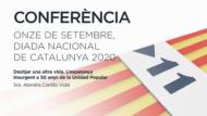 Conferència Onze de setembre