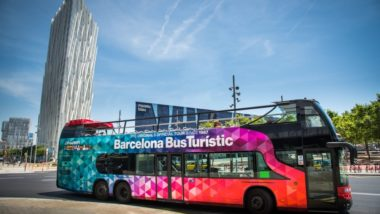 Bus Turística Barcelona Panoràmica