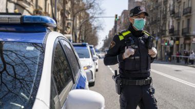 guàrdia urbana dispositiu