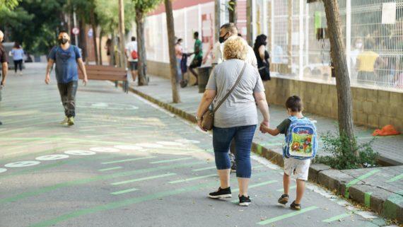 Protegim les escoles entorns escolars pacificats