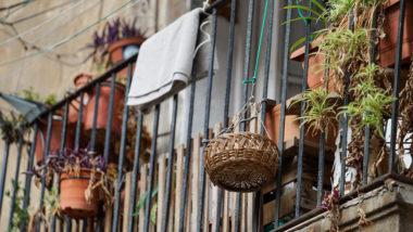 balcó, Ciutat Vella, Raval