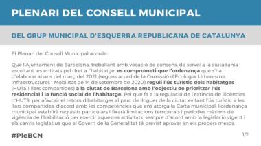 Proposició Ple Setembre 2020 ERC