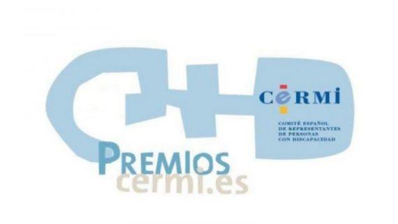 Logo dels Premis Cermi.es 2020