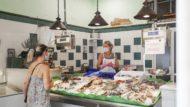 mercat, peixateria, reactivació econòmica, Barcelona mai s'atura