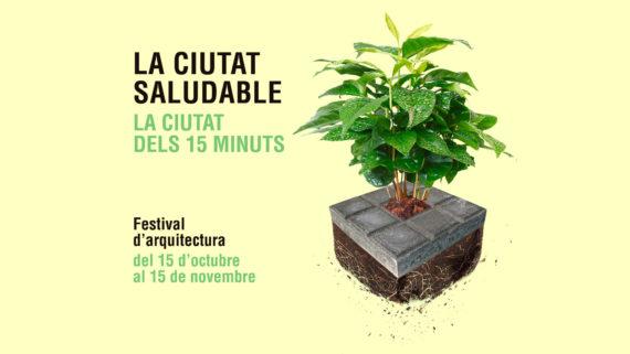 La ciutat saludable. Font: 48h Open House Barcelona