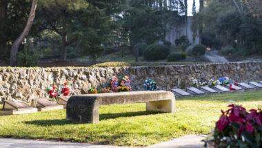Cementiri, Collserola, Barcelona