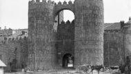 entrada del Poble Espanyol