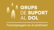 Grups de dol a Barcelona.