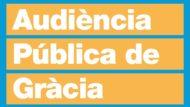 Audiència Pública Gràcia