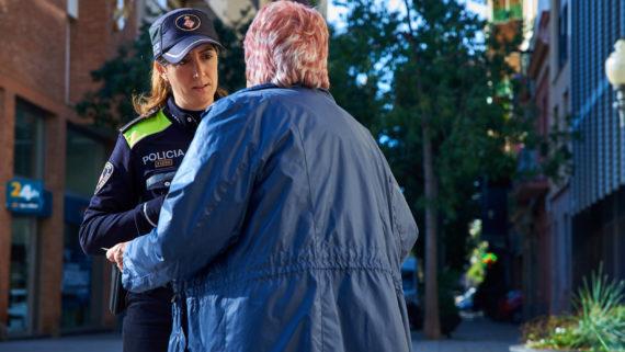 policia de barri proximitat comuntaria gub guardia urbana les corts ut4