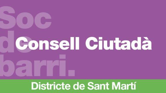 Cosell Ciutadà de Sant Martí