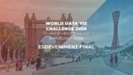 World Data Viz Challenge 2020 Barcelona-Kobe