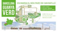 Can Batlló, Sant-Montjuïc, parc, verd, naturalització