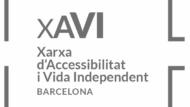 Logo de la XAVI en color gris.