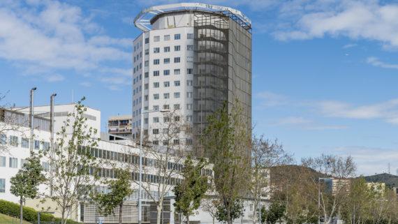 Hospital de la Vall d'Hebron, Ronda de Dalt, Barcelona