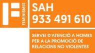 SAH, Servei d'Atenció a Homes, violència masclista, Barcelona