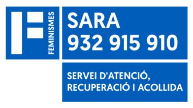 SARA, Servei d'Atenció, Recuperació i Acollida, dones, infants, violència masclista, Barcelona