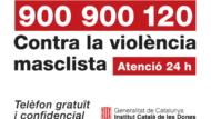 Telèfon contra la violència masclista, 900 900 120
