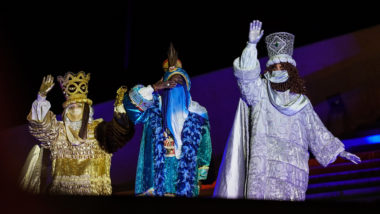 Reis BCN, Nadal 2020, Ciutat de Nadal, Reis mags