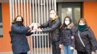 Es lliuren les claus dels 35 habitatges de la promoció del carrer Comte Borrell