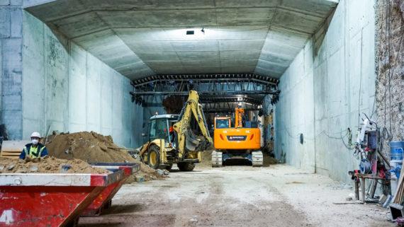 túnel Glòries