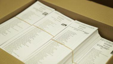 Dispositiu municipal eleccions 14 de febrer