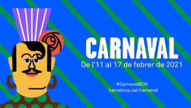 Carnaval, CarnavalBCN, 2021, Barcelona
