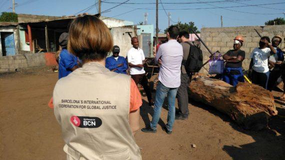 Maputo servei recollida residus