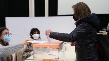 Eleccions al Parlament de Catalunya, eleccions, votacions, vots, urnes, 14F, Barcelona