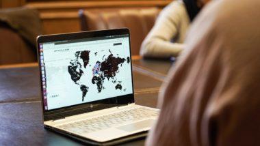 Ordinador, decidim, participació ciutadana, mapamundi