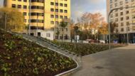 Les Corts, Jardins Europa Anglesola